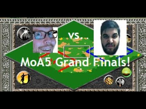MoA5 Grand Finals TheViper vs TaToH Game 8