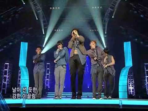 TVXQ - MIROTIC (동방신기-주문) @SBS Inkigayo 인기가요20081012