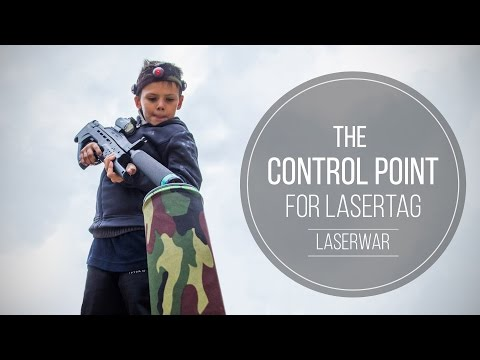 The Control Point For Lasertag
