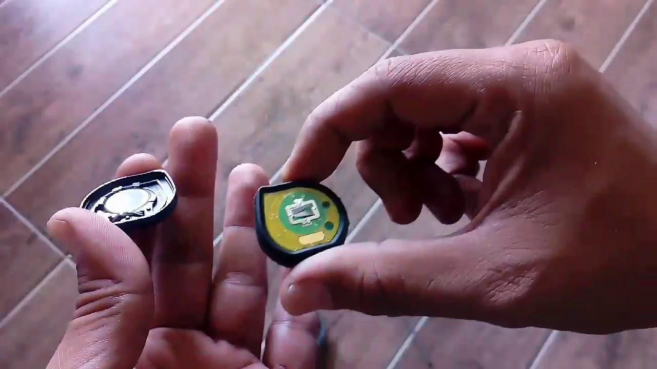 Erci Cara Mengganti Battery Kunci Remote Suzuki Ertiga How To
