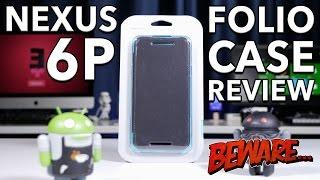 Nexus 6p Folio Case Review - AN EPIC FAILURE!