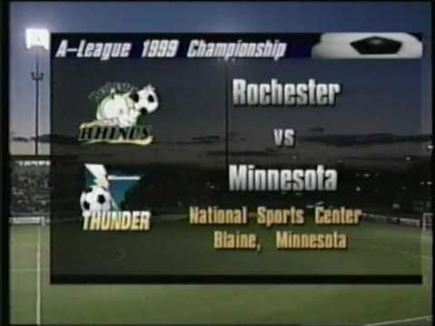 1999 A-League Championship Game