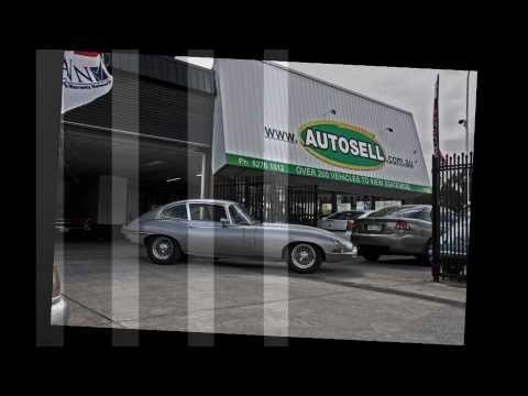 used car adelaide South Australia, E-Type Jaguar