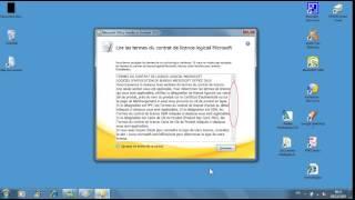Installer un logiciel à partir d'un CD d'installation