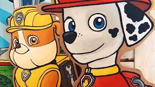 Привет, монтаж!: Детский праздник «Щенячий патруль»