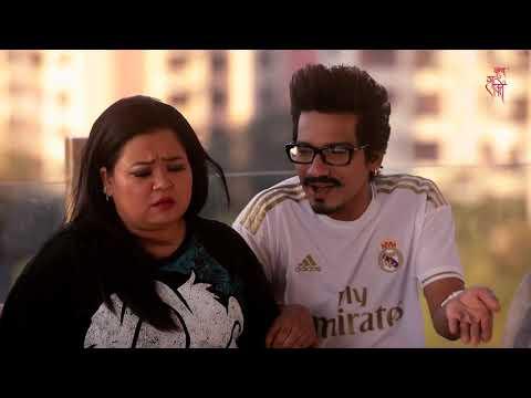 "Break A Leg S02E01 | ""Main Naachungi"" Ft. Bharti Singh And Harsh Limbachiyaa | Shakti Mohan"