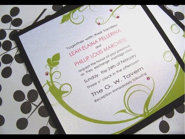 Diy Diseña Las Mejores Invitaciones Para Tus Eventos