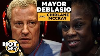 Mayor DeBlasio & First Lady Chirlane McCray On Congestion Pricing, ThriveNYC, & Possible 2020 Run