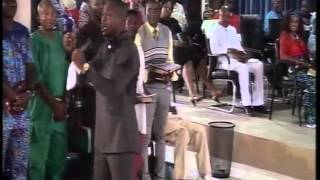 Pastor Azemhe Azena (Son Of The Oracle) #God Promised Isaac Not Ishmael
