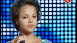 Сюзанна Абдулла X Фактор X Factor 2 тур отбор Украина 2010г