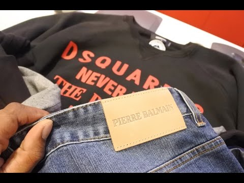 I FOUND DSQUARED2 & BALMAIN AT TKMAXX | 3 BILLS CHALLENGE