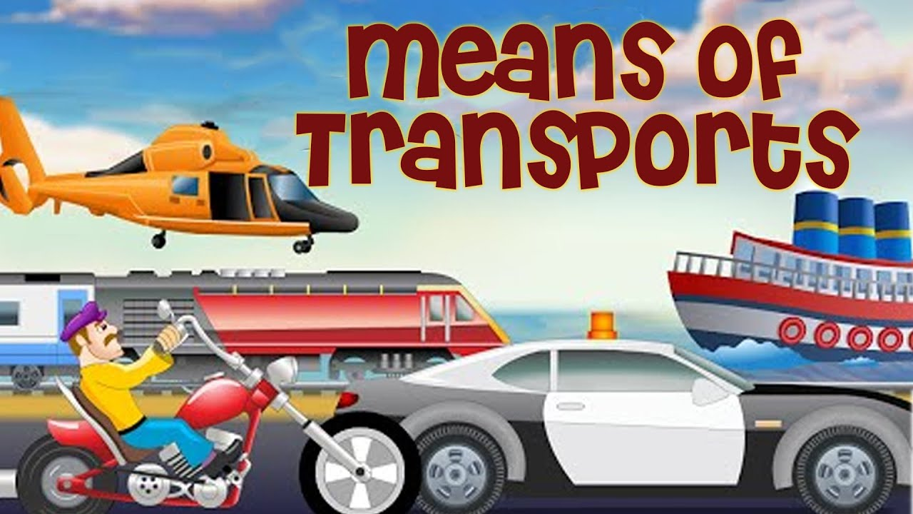 modes of transport in india pdf