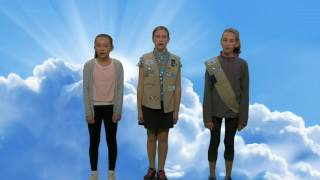 Girl Scout Music Videos at ActonTV Mar 2016
