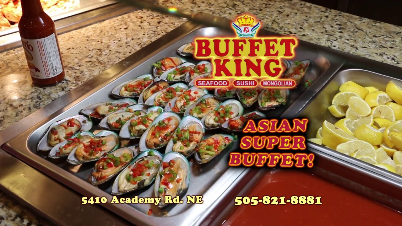 buffet king albuquerque re grand opening youtube rh youtube com buffet in albuquerque new mexico buffet in albuquerque new mexico