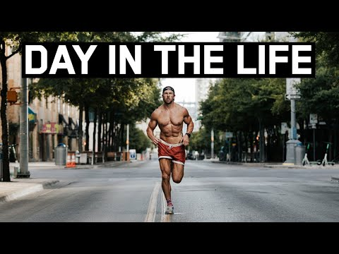 I Have Selected My Next Marathon | DAY IN THE LIFE