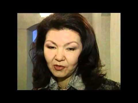 Дарига Назарбаева о Назарбаева и телеканале Хабар