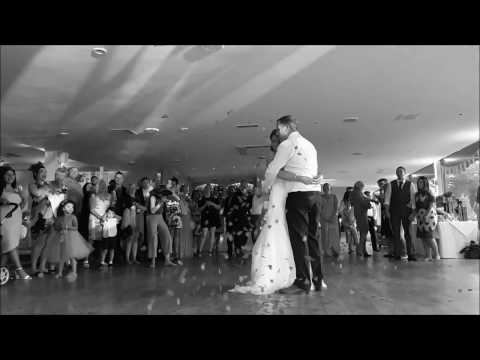 Wedding First Dance Confetti Drops