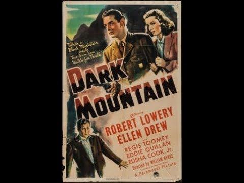 Robert Lowery movie poster print Dark Mountain 1944