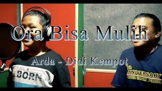 Download lagu Arda - Ora Bisa Mulih Cipt  Didi Kempot | Official Lirik Video