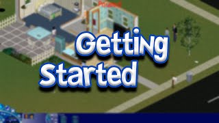 The Sims 1 GamePlay: Part 1-Getting Started (HD)