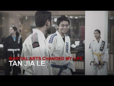 Martial Arts Changed My Life: Tan Jia Le