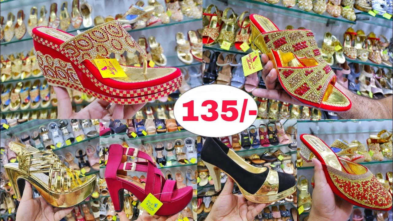 Download Wholesale fancy sandel | सूंदर जूते केवल लड़कियो के लिए | For Girls in Cheap price Delhi