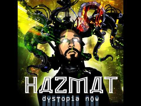 Hazmat - Dystopia Now (Full Album) Alternative, Industrial metal, Industrial rock
