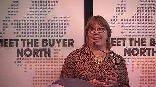 Meet the Buyer North 2019: SDP Workshop: Top Tips for Tendering