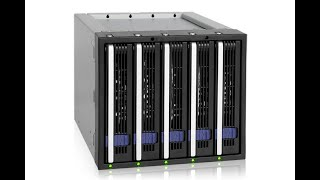 ICYDOCK MB455SPF-B 3.5