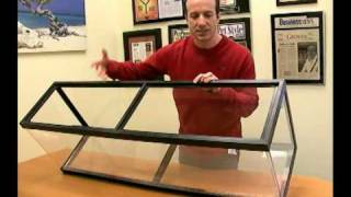 Acrylic Aquariums - Custom & Stock Sizes Plus The Advantages Of Acrylic