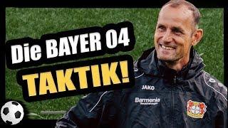 BAYER LEVERKUSEN - KÖNIGE der 2. HALBZEIT - Taktik Bayer 04 und Heiko Herrlich