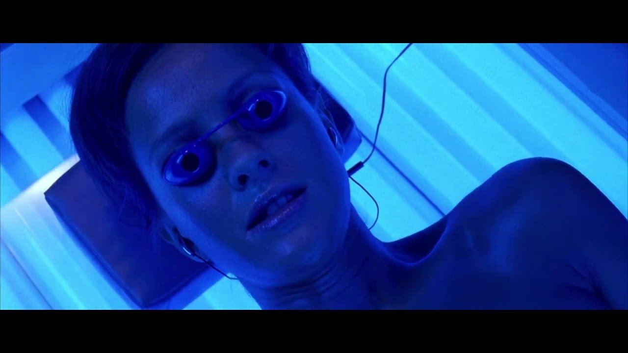girls in tanning beds gif