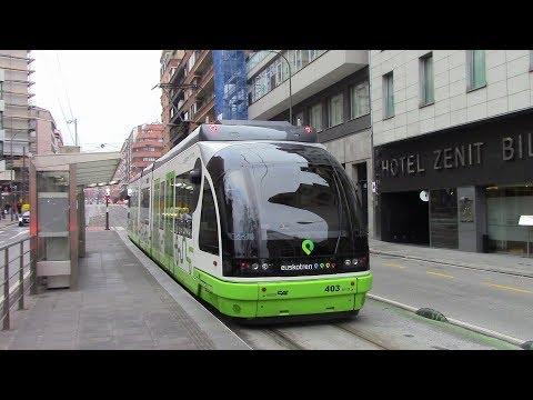 Euskotren Tranbia Bilbao
