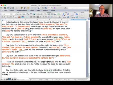 GWP Ministries - Grading papers