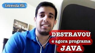 Baixar Como se 'destravar' e começar a programar Java com confiança? - Francisco Pereira - Entrevista #04