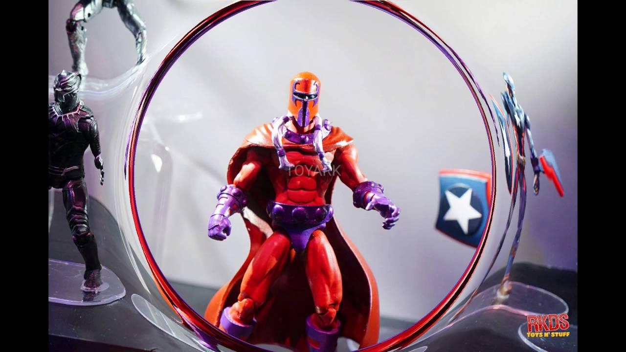 Marvel Legends Series Magneto 3.75-in