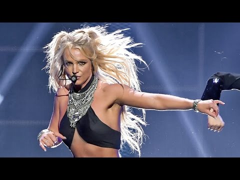 Thumbnail: Britney Spears - Work Bitch (Live From Las Vegas)