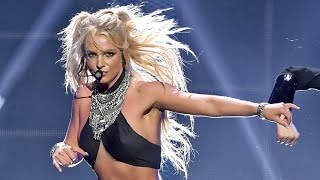Britney Spears Work Bitch Live From Las Vegas