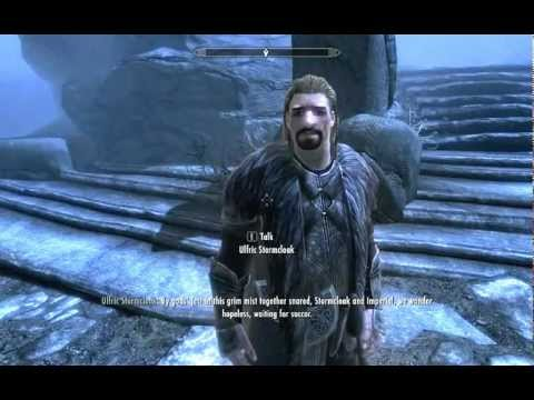 how to become high king of skyrim