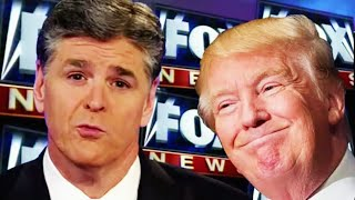 Hannity Openly Advising Trump.
