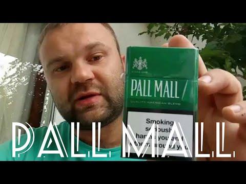 Обзор на PALL MALL (мята)