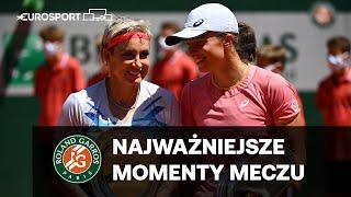 Świątek/Mattek-Sands - Krejcikova/Siniakova   Finał   Roland Garros