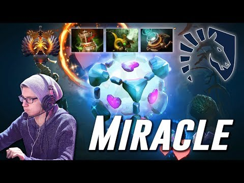 Miracle Io Wisp   Dota 2 Pro Gameplay