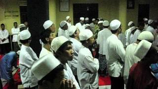 Pesantren Miftahul Huda Cipondoh, Acara Walimatul Safar, 18 September 2012