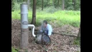 Repeat youtube video Fische kalträuchern - mit externem Raucherzeuger - von etheonTV