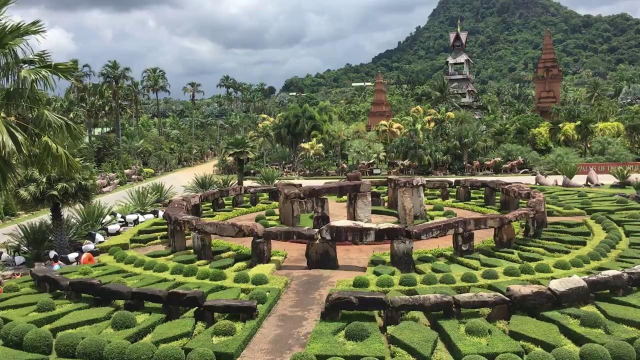 Nong Nooch Tropical Botanical Garden [ Pattaya, Thailand ]