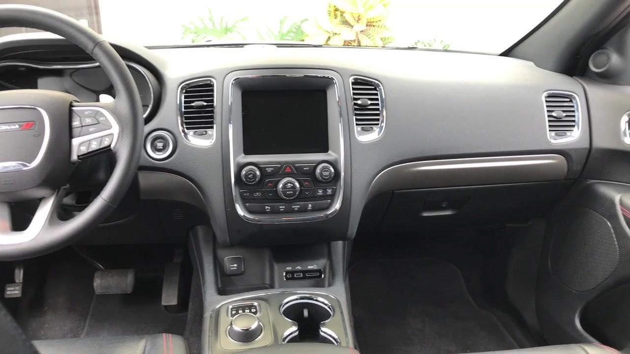 Dodge Durango R  T 2018  Challenger Suv