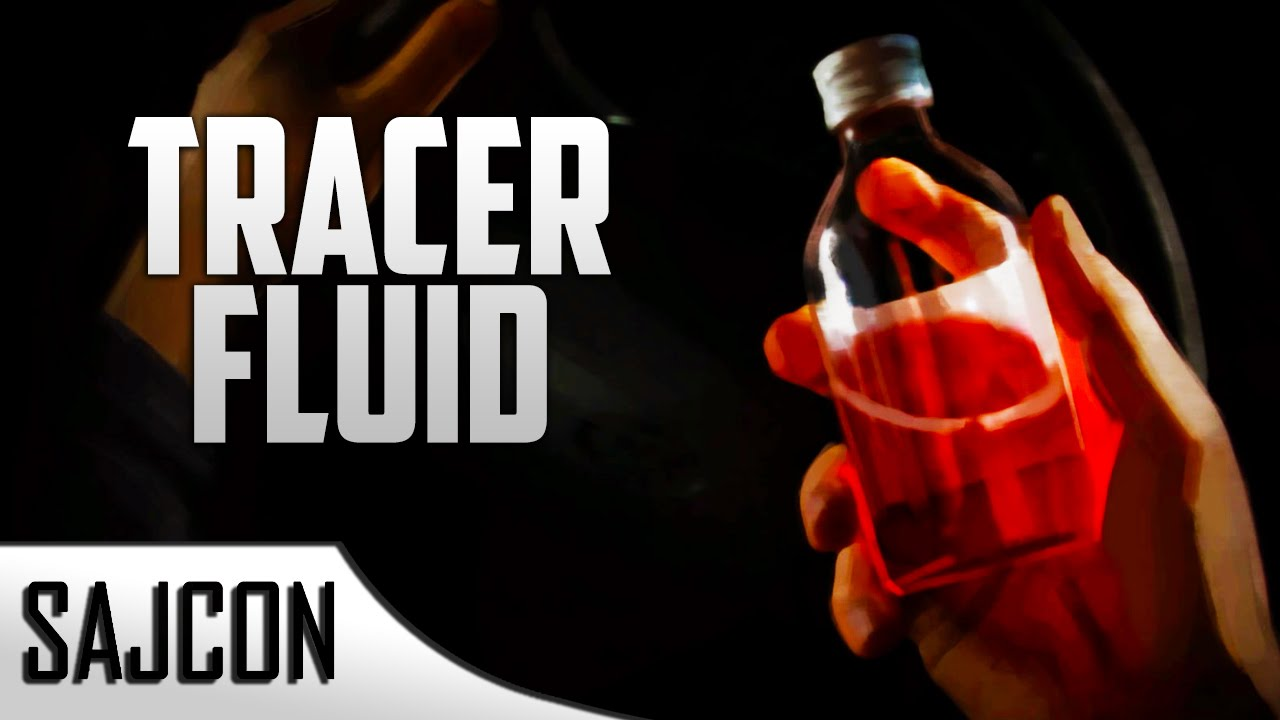 Tracer fluid soma part 1 youtube