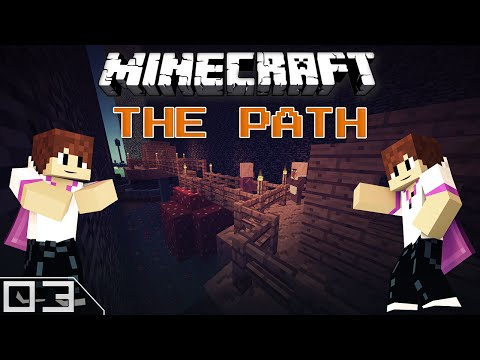 Το αόρατο σπίτι! - Minecraft The Path - Επεισόδιο 3