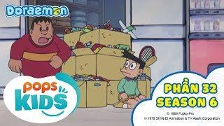 [S6] Tuyển Tập Hoạt Hình Doraemon - Phần 32 - Suneo Đến Thẩm Mỹ Viện, Tay Súng Vũ Trụ Nobita